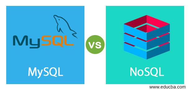 MySQL vs NoSQL Infographics