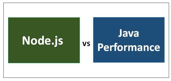 Node.js vs Java Performance