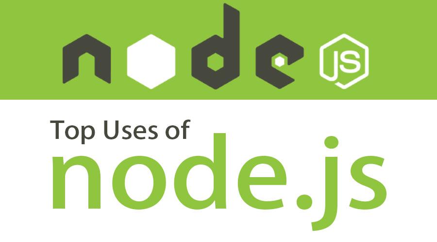 Uses of node.js
