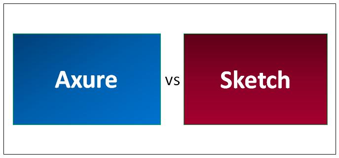 Axure vs Sketch