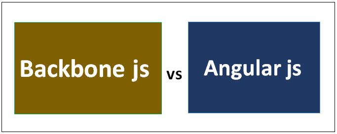 Backbone js vs Angular js