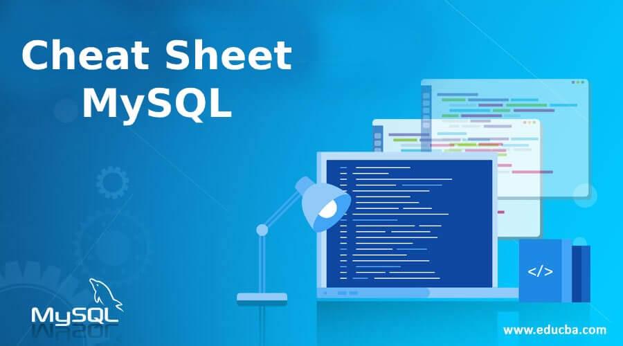 Cheat Sheet MySQL