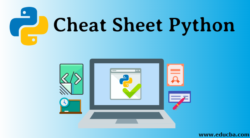 Cheat Sheet Python