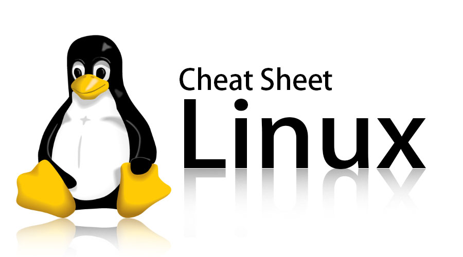 Cheat sheet Linux
