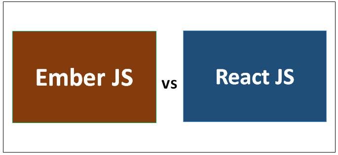 Ember JS vs React JS | Learn The 6 Important Comparison