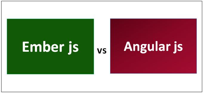 Ember js vs Angular js