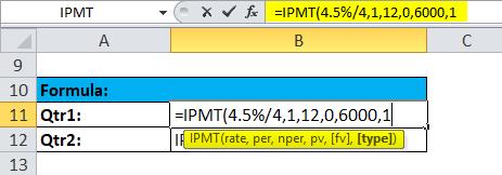 IPMT Example 2-1