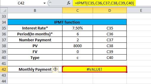 IPMT Example 3-2