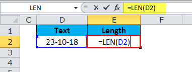 LEN Example 2-1