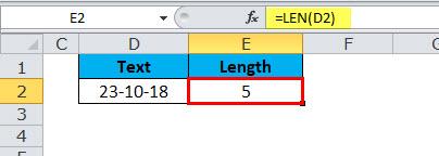 LEN Example 2-2