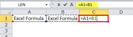 LEN Example 3-1