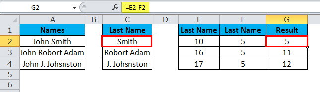 LEN Example 4-11