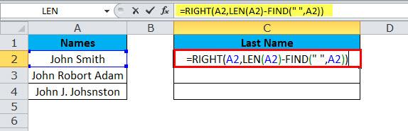 LEN Example 4-2