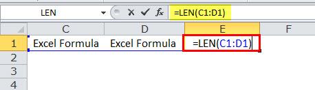 LEN Example 6-1