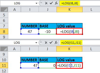 LOG Example 6-2