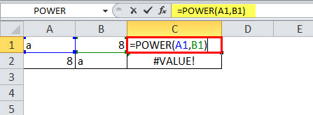 POWER Example 4-1