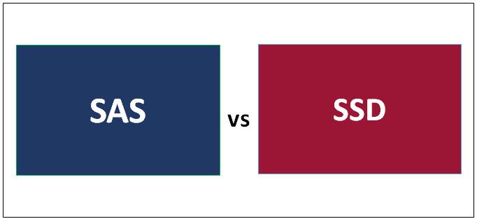 SAS vs SSD