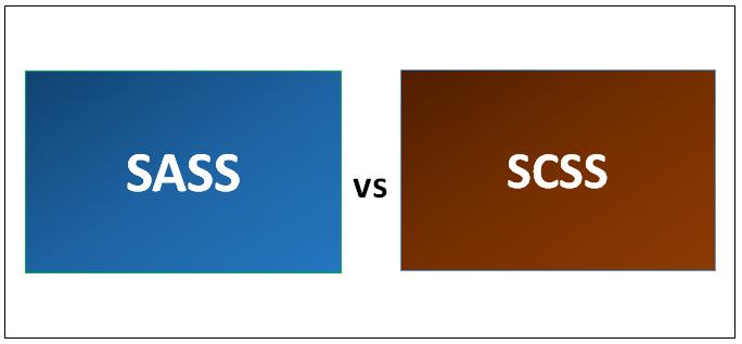 SASS vs SCSS
