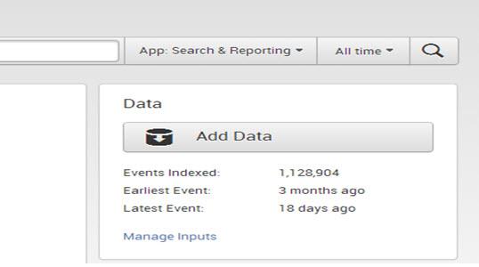 Splunk (Add Data)