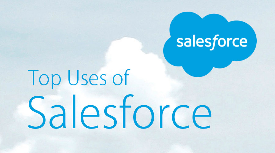 Uses of Salesforce
