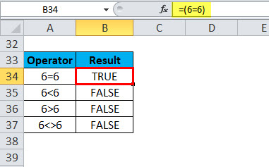 True Function Example 4-2