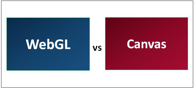 WebGL vs Canvas