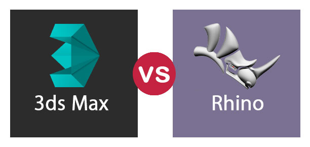 3ds Max vs Rhino