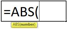 ABS Formula