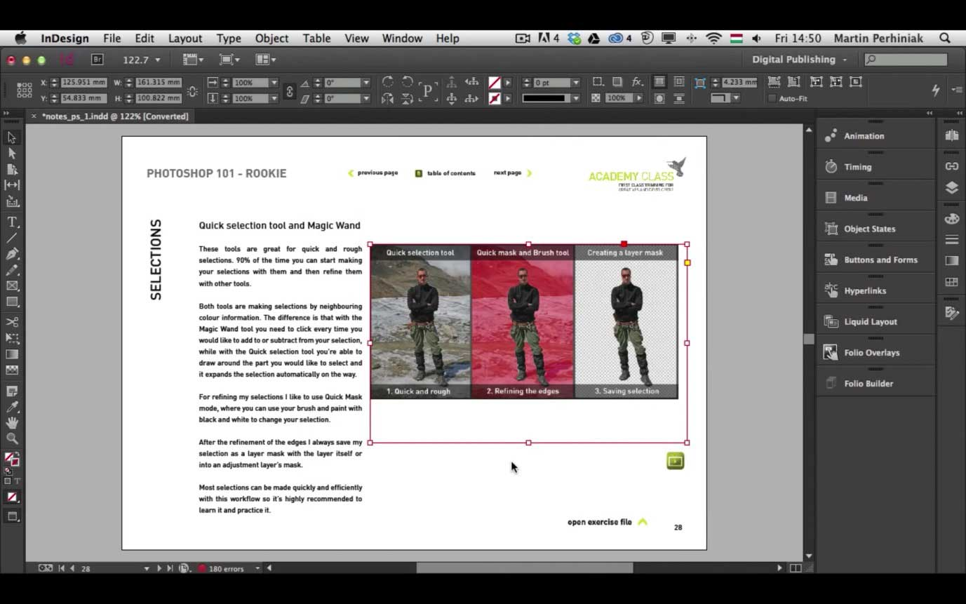 What is Adobe InDesign | Basic Concepts About Adobe InDesign