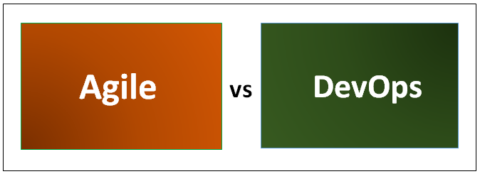 Agile vs DevOps (difference)