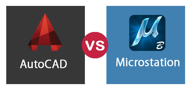AutoCAD vs Microstation