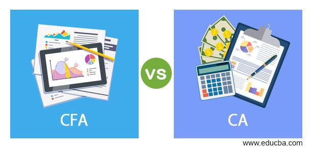 CFA vs CA