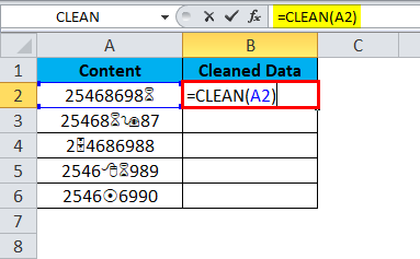 CLEAN Example 2-3