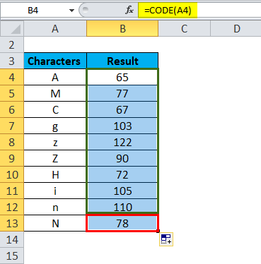 CODE Example 1-4