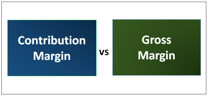 Contribution Margin vs Gross Margin