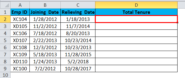 DATE Example 2.2