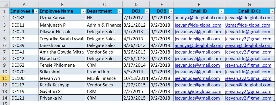 DATE Example 3.1(VBA)