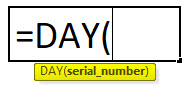 DAY Formula
