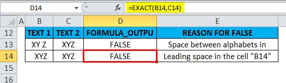 EXACT Example 2-5