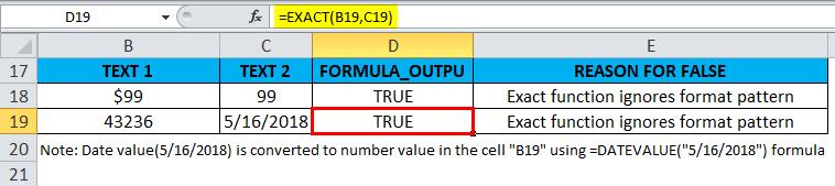 EXACT Example 3-5