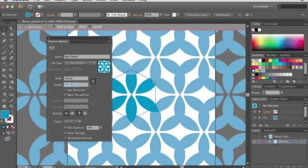 Fun with pattern