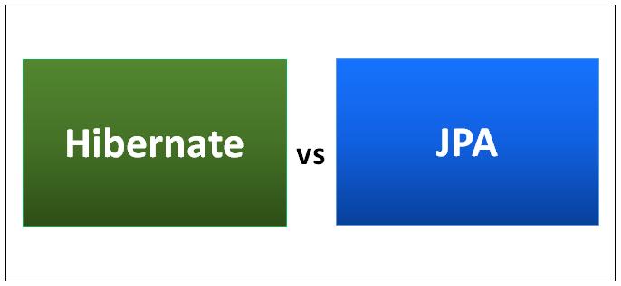 Hibernate vs JPA