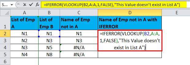IFERROR Example1-6