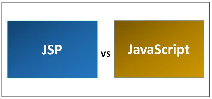JSP vs JavaScript