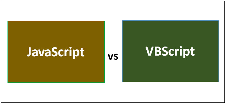 JavaScript vs VBScript | Know The Top 6 Amazing Differences