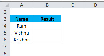 LEFT Example 3-1