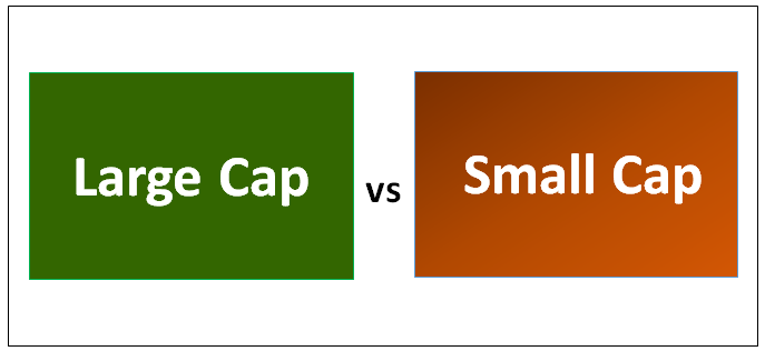 Large Cap vs Small Cap