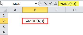 MOD Example 1-1