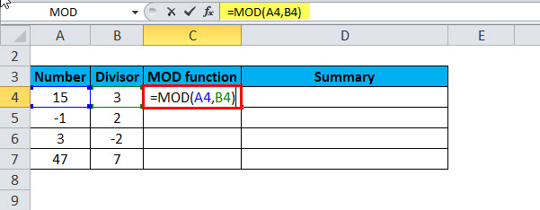 MOD Example 2-2
