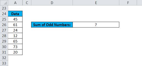 MOD Example 6-1